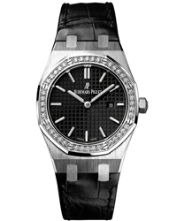 Audemars Piguet Royal Oak Ladies Watch Model 67651ST.ZZ.D002CR.01