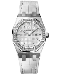 Audemars Piguet Royal Oak Ladies Watch Model 67651ST.ZZ.D011CR.01