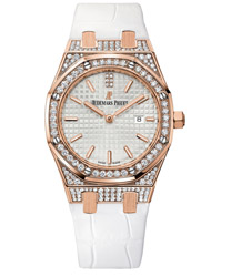 Audemars Piguet Royal Oak Ladies Watch Model 67652OR.ZZ.D011CR.01