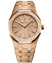 Audemars Piguet Royal Oak Ladies Watch Model 67653OR.GG.1263OR.02