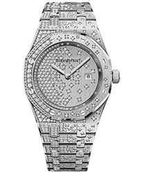 Audemars Piguet Royal Oak Ladies Watch Model: 67654BC.ZZ.1264BC.01