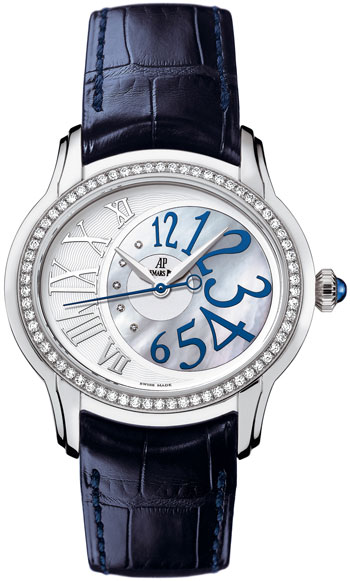 Audemars Piguet Millenary Ladies Watch Model 77301BC.ZZ.D301CR.01