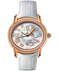 Audemars Piguet Millenary Ladies Watch Model 77301OR.ZZ.D015CR.01