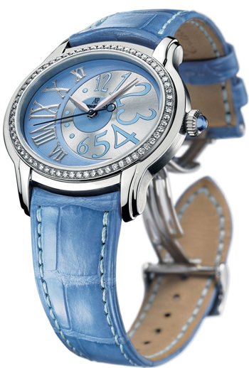 Audemars Piguet Millenary Ladies Watch Model 77301ST.ZZ.D303CR.01 Thumbnail 2