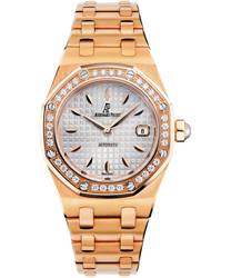 Audemars Piguet Royal Oak Ladies Watch Model 77321OR.ZZ.1230OR.01