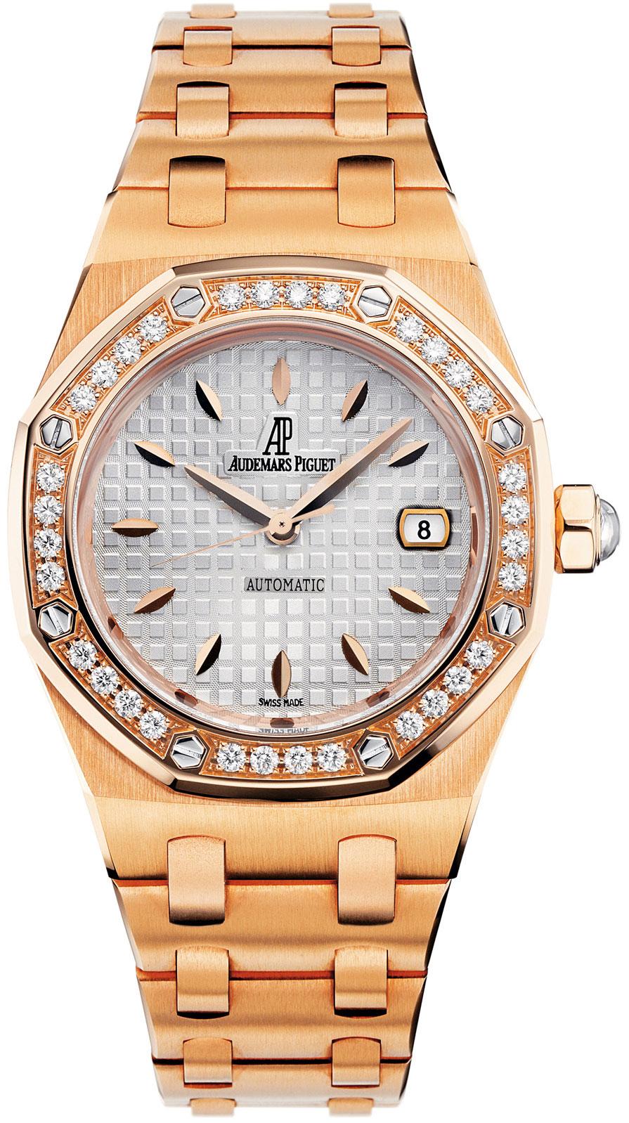 e6c9cf309d06 Audemars Piguet Royal Oak Lady Automatic Ladies Watch Model  77321OR.ZZ.1230OR.01
