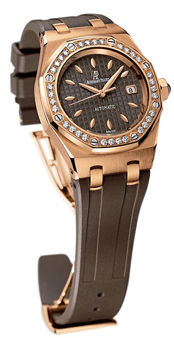 Audemars Piguet Royal Oak Ladies Watch Model 77321OR.ZZ.D080CA.01