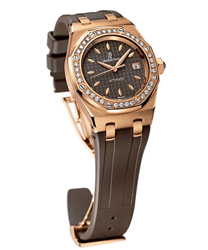 Audemars Piguet Royal Oak   Model: 77321OR.ZZ.D080CA.01