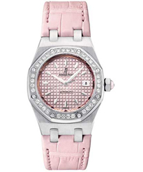 Audemars Piguet Royal Oak Ladies Watch Model 77321ST.ZZ.D057CR.01