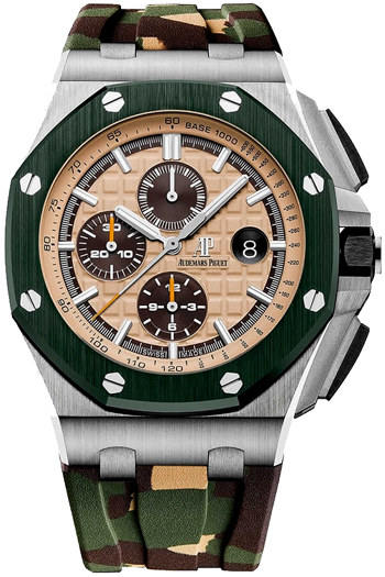 Audemars Piguet Royal Oak Offshore Chronograph Combat Men's Watch Model 26400SO.OO.A054CA.01