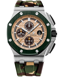 Audemars Piguet Royal Oak Offshore Chronograph Combat Men's Watch Model: 26400SO.OO.A054CA.01