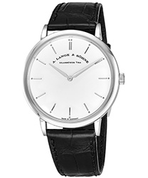 A Lange & Sohne Saxonia Men's Watch Model: 211.026B