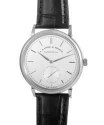 A Lange & Sohne Saxonia Men's Watch Model 380.026