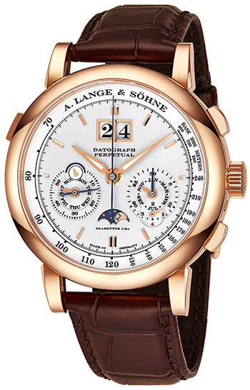 A Lange & Sohne Datograph Perpetual Men's Watch Model 410.032E