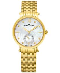 Alexander Monarch Ladies Watch Model: A201B-02