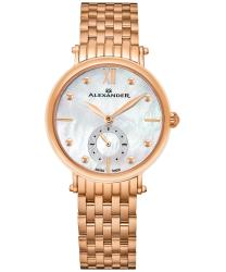Alexander Monarch Ladies Watch Model A201B-03