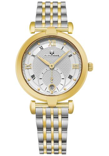 Alexander Monarch Ladies Watch Model A202B-02