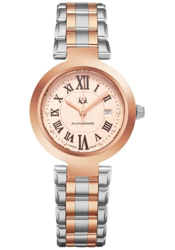Alexander Monarch Ladies Watch Model A203B-04