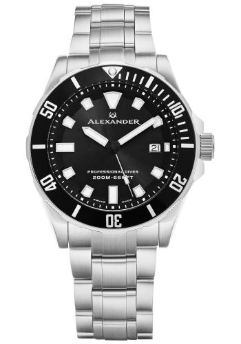 Alexander Vanquish Men's Watch Model A501B-01