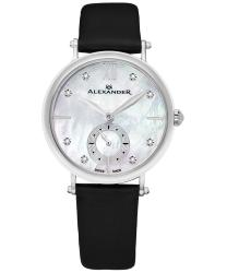 Alexander Monarch Ladies Watch Model AD201-01