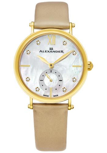 Alexander Monarch Ladies Watch Model AD201-02
