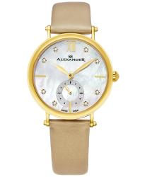 Alexander Monarch Ladies Watch Model: AD201-02