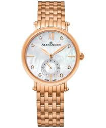 Alexander Monarch Ladies Watch Model AD201B-03