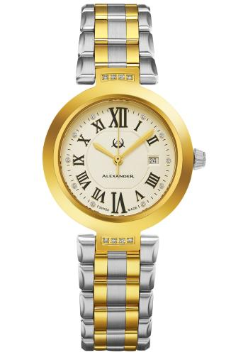 Alexander Monarch Ladies Watch Model AD203B-02
