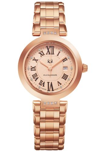 Alexander Monarch Ladies Watch Model AD203B-05