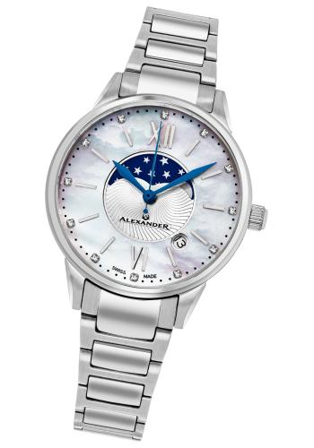 Alexander Monarch Ladies Watch Model AD204B-01