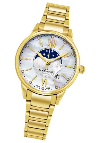 Alexander Monarch Ladies Watch Model AD204B-05
