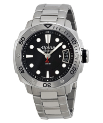 Alpina Seastrong Ladies Watch Model AL-240LB3V6B