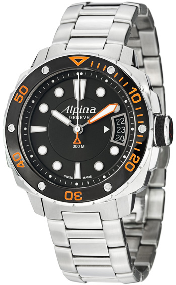Alpina Seastrong Ladies Watch Model AL-240LBO3V6B