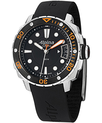 Alpina Seastrong null Watch Model: AL-240LBO3V6