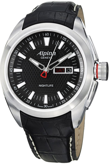 Alpina Club Men's Watch Model AL-242B4RC6