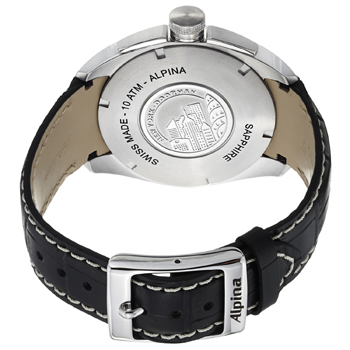 Alpina Club Men's Watch Model AL-242B4RC6 Thumbnail 2