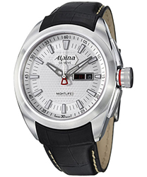 Alpina Club Mens Wristwatch