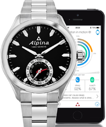 Alpina Horological Smart Watch Men's Watch Model: AL-285BS5AQ6B