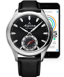 Alpina Horological Smart Watch Men's Watch Model: AL-285BS5AQ6