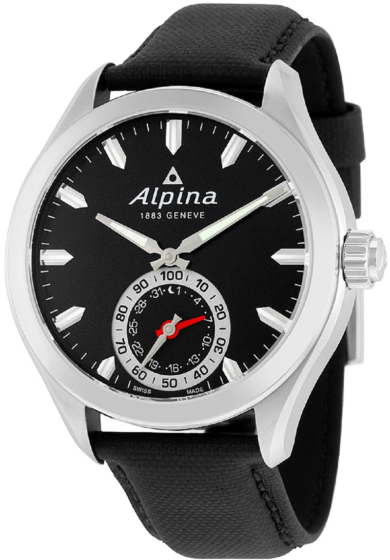 Alpina Horological Smart Watch Men's Watch Model AL-285BS5AQ6 Thumbnail 2