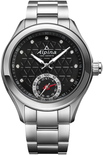 Alpina Horological Smart Watch Ladies Watch Model AL-285BTD3C6B