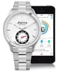 Alpina Horological Smart Watch Men's Watch Model: AL-285S5AQ6B
