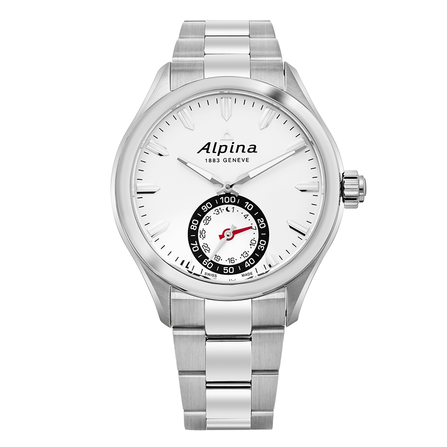 Alpina Horological Smart Watch Men's Watch Model AL-285S5AQ6B Thumbnail 2