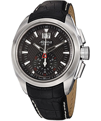 Alpina Club Men's Watch Model: AL-353B4RC6