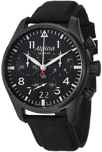 Alpina Startimer Pilot Men's Watch Model AL-372B4FBS6