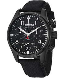 Alpina Startimer Pilot Men's Watch Model: AL-372B4FBS6