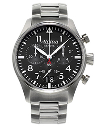 Alpina Startimer Pilot Men's Watch Model: AL-372B4S6B