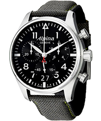 Alpina Startimer  Men's Watch Model: AL-372B4S6