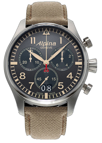 Alpina Startimer Pilot Men's Watch Model AL-372BGR4S6
