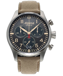 Alpina Startimer Pilot Men's Watch Model: AL-372BGR4S6
